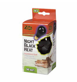 Zilla Bulb Black Heat Incandescent 50w