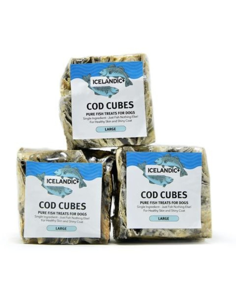 Icelandic+ Cod Skin Cubes