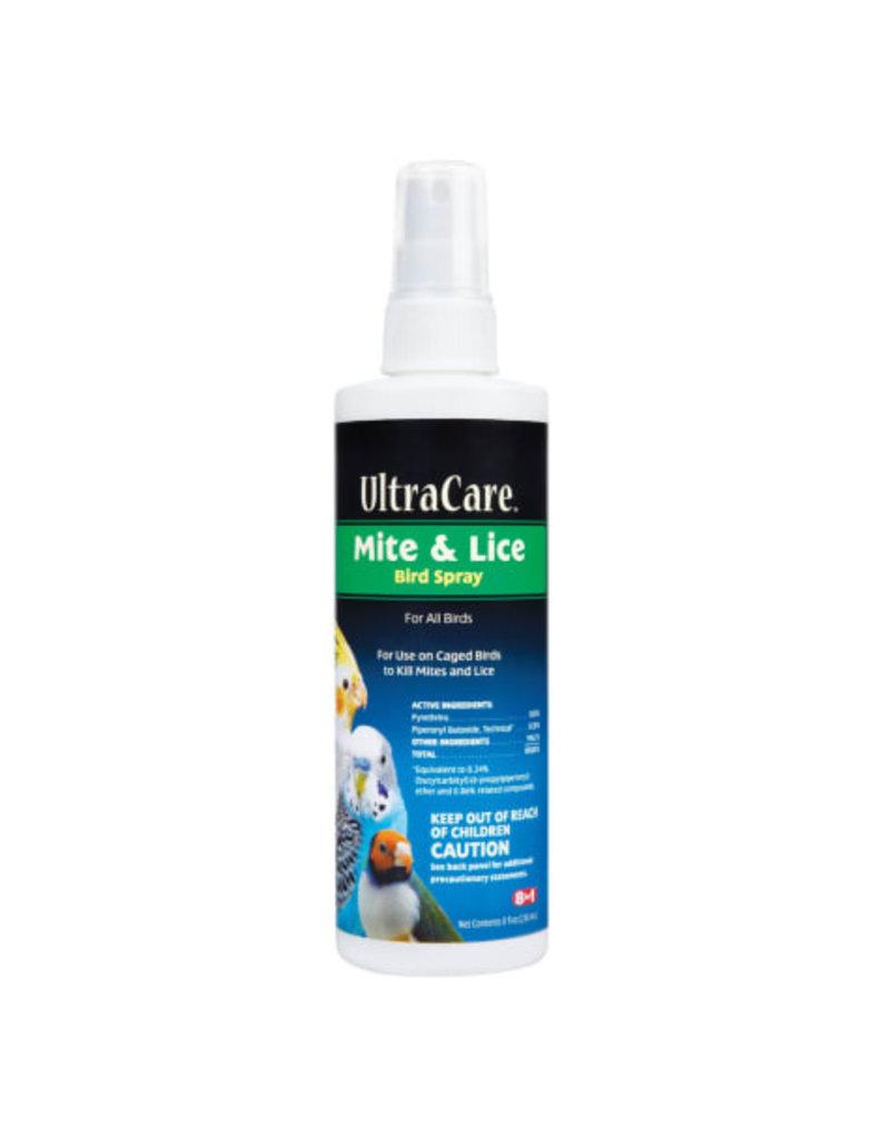 8 in 1 Bird Mite & Lice Spray
