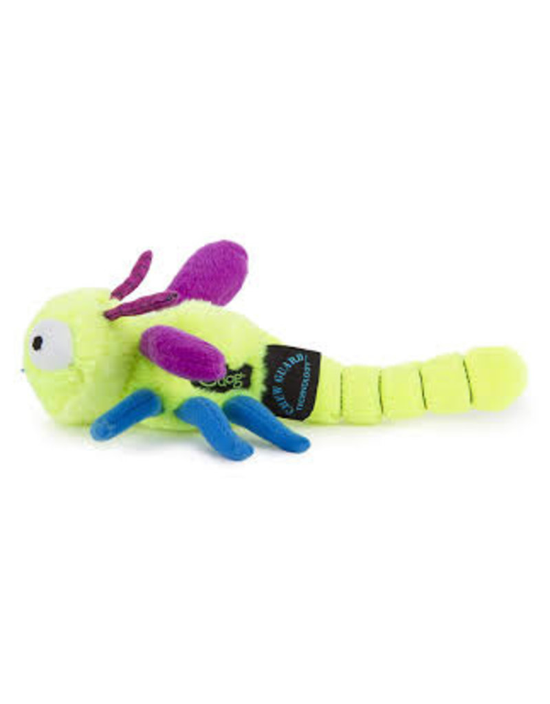 GoDog Dragonfly Lime Small