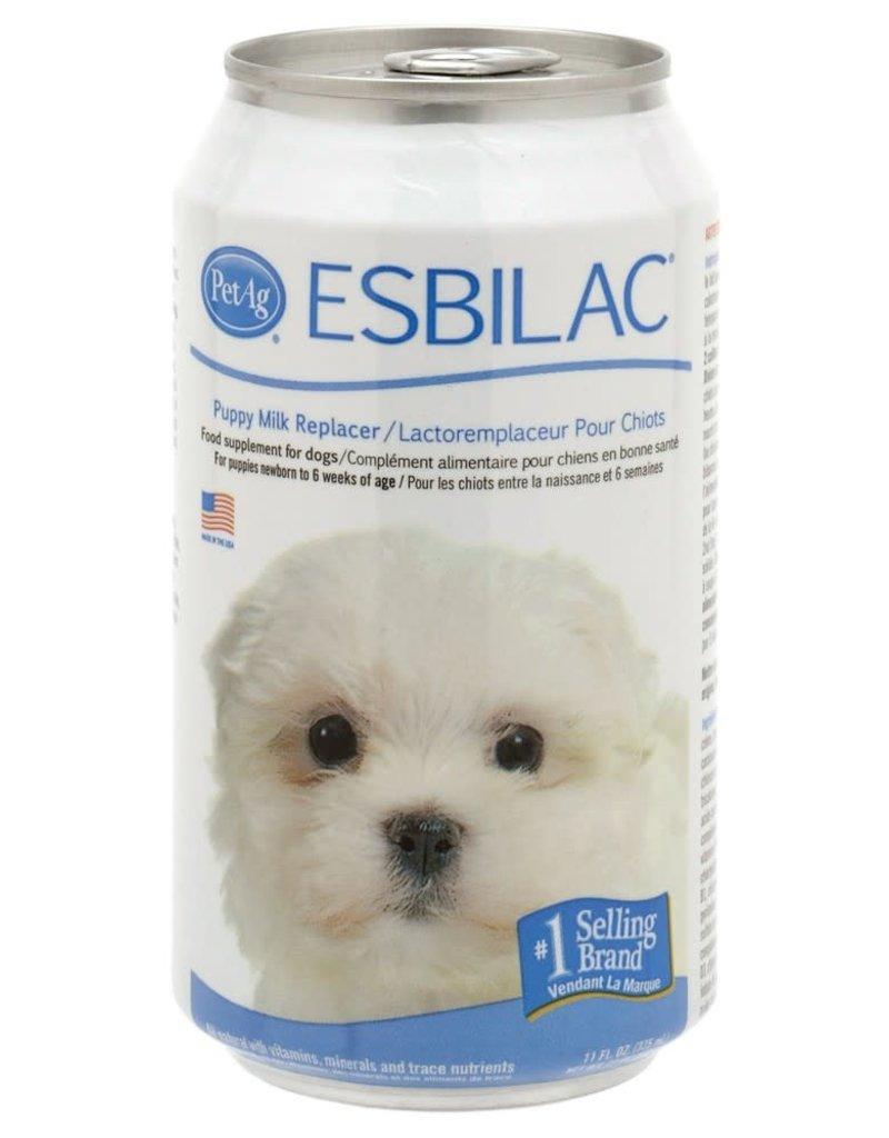 Pet Ag Puppy Milk Replacer Esbilac Liquid 11oz