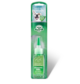 TropiClean Fresh Breath Brushing Gel 2oz