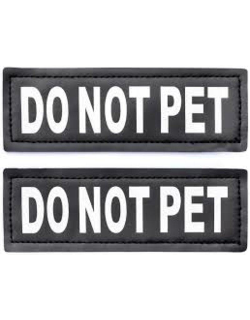 Bay Dog DO NOT PET Patch Large