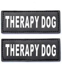 Bay Dog THERAPY DOG Patch Large
