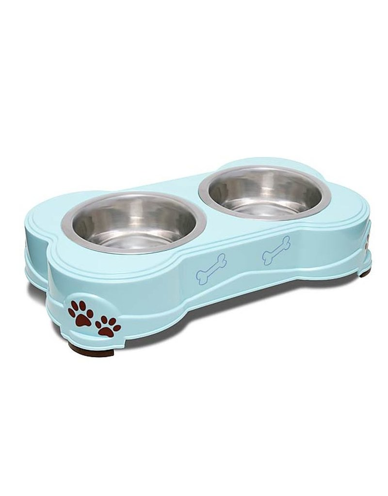 Loving Pets Dolce Diner Murano Blue 1qt