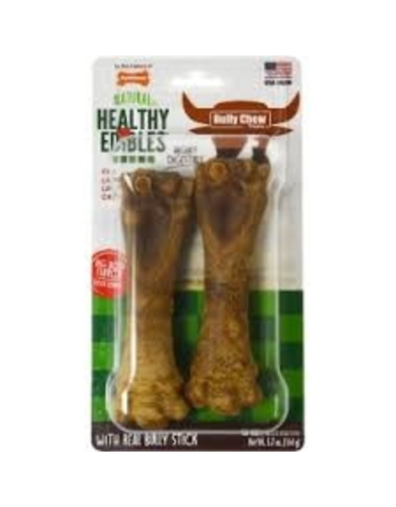 Nylabone Healthy Edible Bully Chews Large 2ct