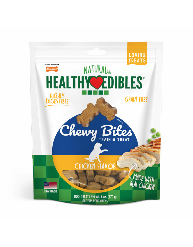 Nylabone Healthy Edibles Bites Chicken 6oz