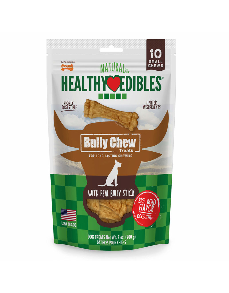 Nylabone Healthy Edibles Bully Chews 10ct