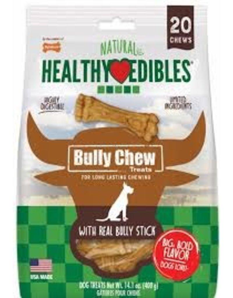 Nylabone Healthy Edible Bully Chews Small 20ct