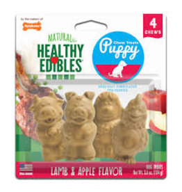 Nylabone Healthy Edible Pup Pals 4ct