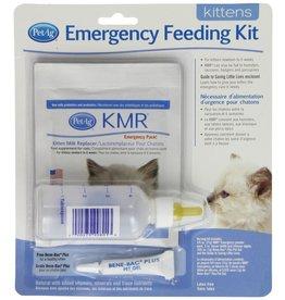 Pet Ag Kitten Milk Replacer Emergency Feeding Kit
