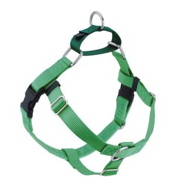 2 Hounds Freedom Harness M Green