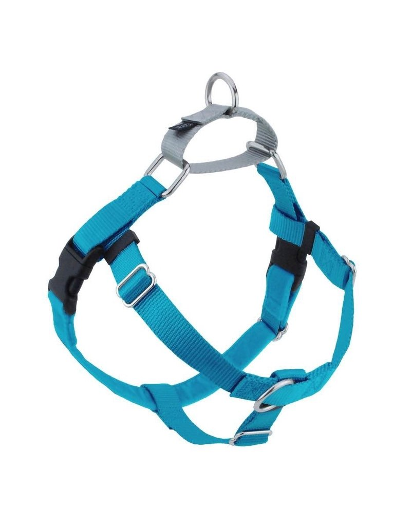 2 Hounds Freedom Harness XL Turquoise