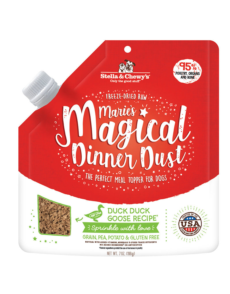 Stella & Chewy's Marie's Magical Dinner Dust Duck Duck Goose 7oz