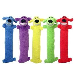 Multipet Loofa Dog 18in