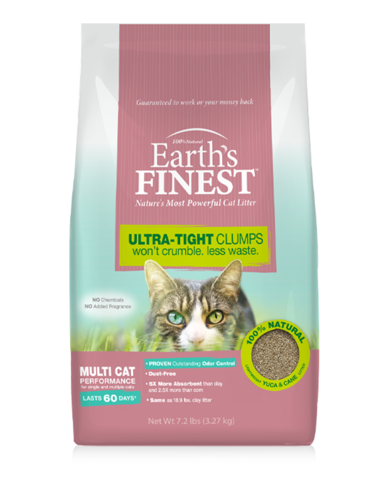 Ultra Tight Clumping Litter 7.2lb