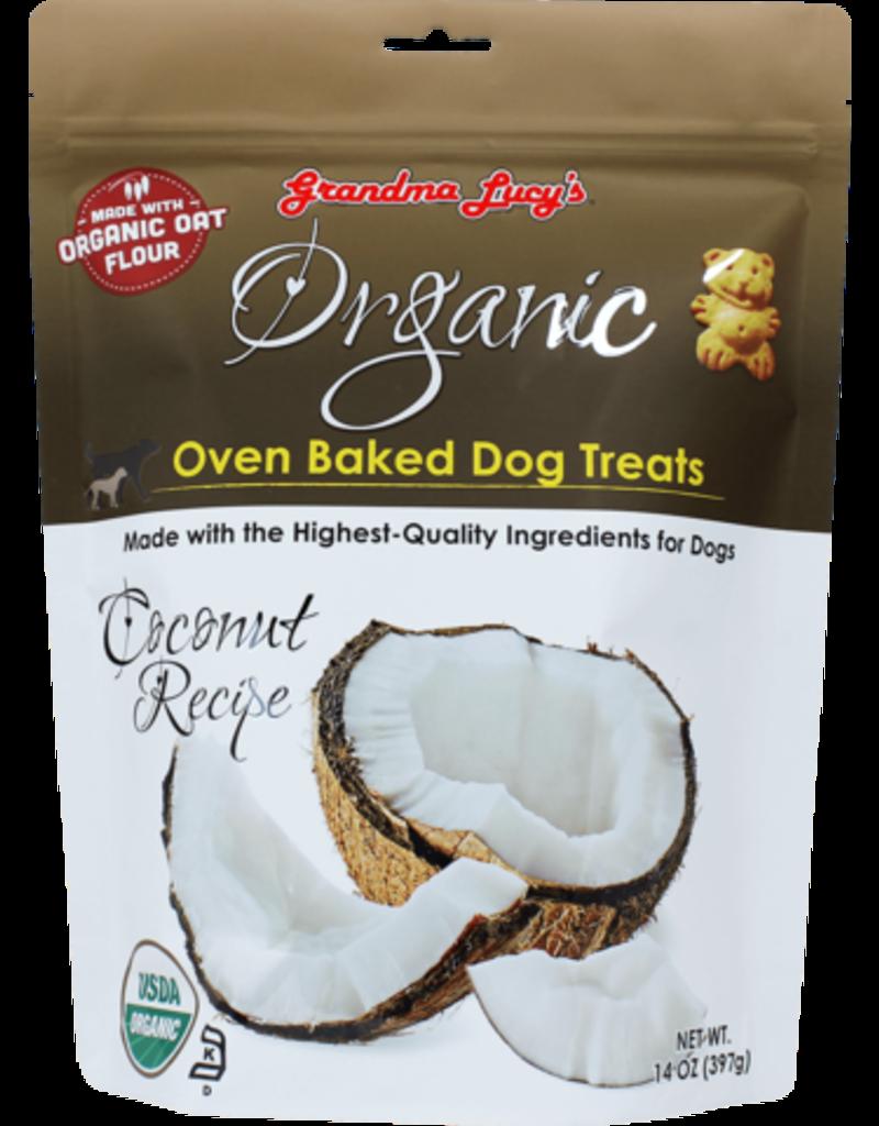 Grandma Lucy's Organic Oven Baked Coconut 14oz
