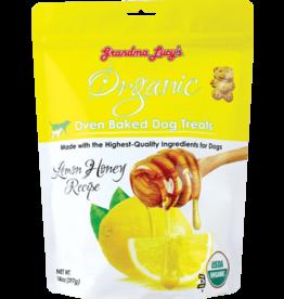 Grandma Lucy's Organic Oven Baked Lemon Honey 14oz