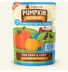 Weruva Pumpkin Patch Up! with Coconut Oil & Flax Seed 2.8oz
