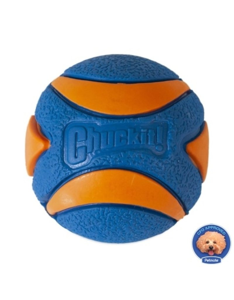 Chuckit! Ultra Squeaker Ball Small 2pk