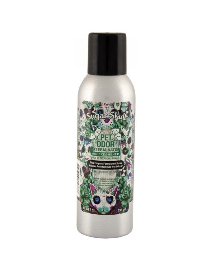 Specialty Pet Products Odor Eliminating Spray Sugar Skull