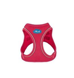 Plush Harness Pink Medium
