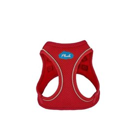 Plush Harness Red Small