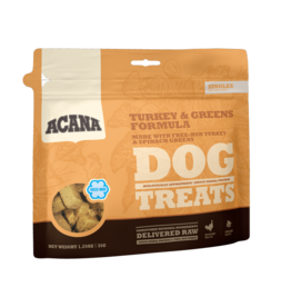 Acana Turkey & Greens Treats 3.25oz