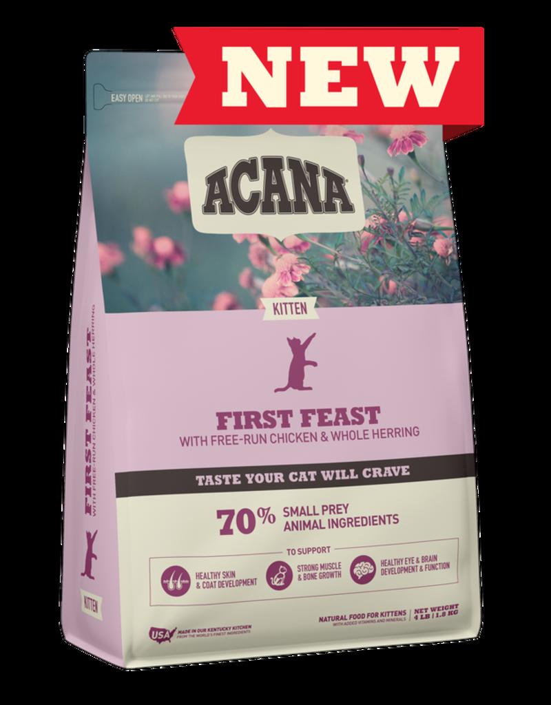 Acana First Feast Kitten 4lb