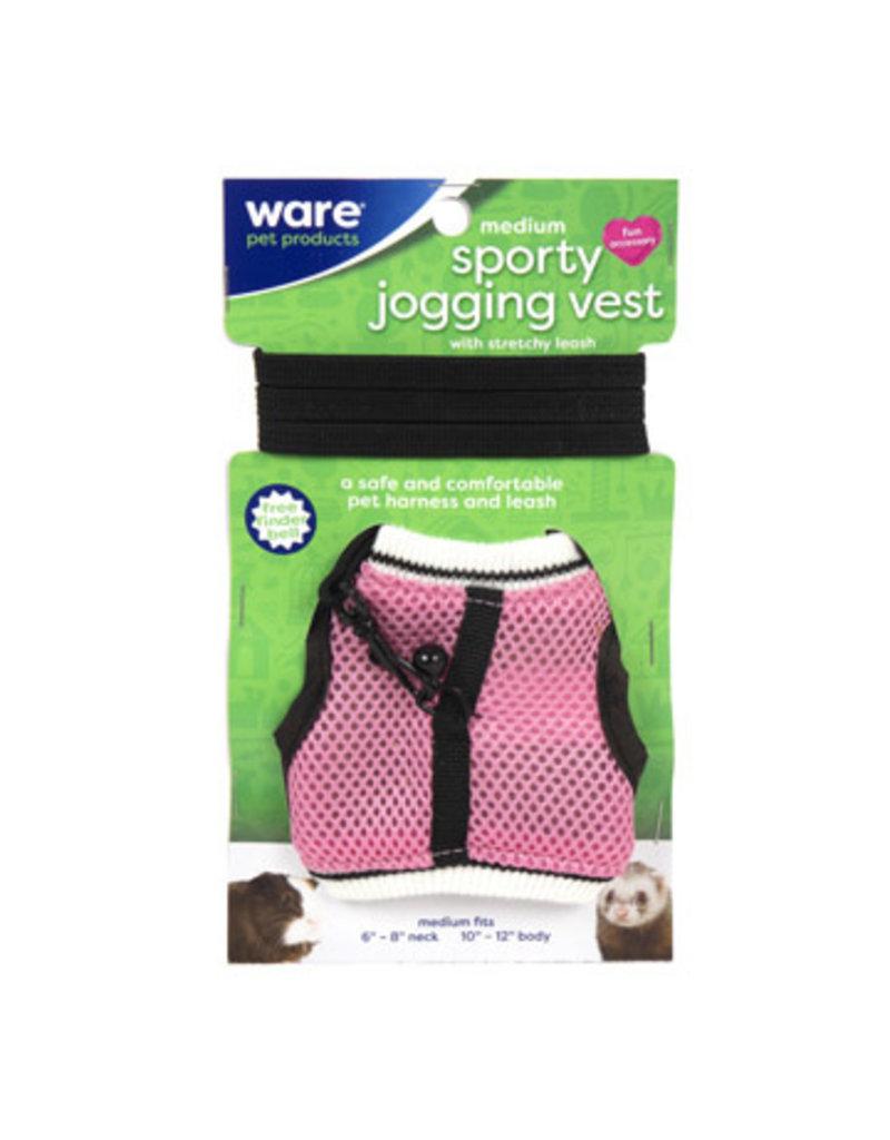 Ware Sporty Jogging Vest Medium