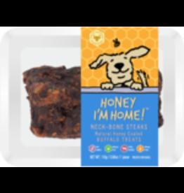 Honey I'm Home Honey Coated Buffalo Neck Bone Steak