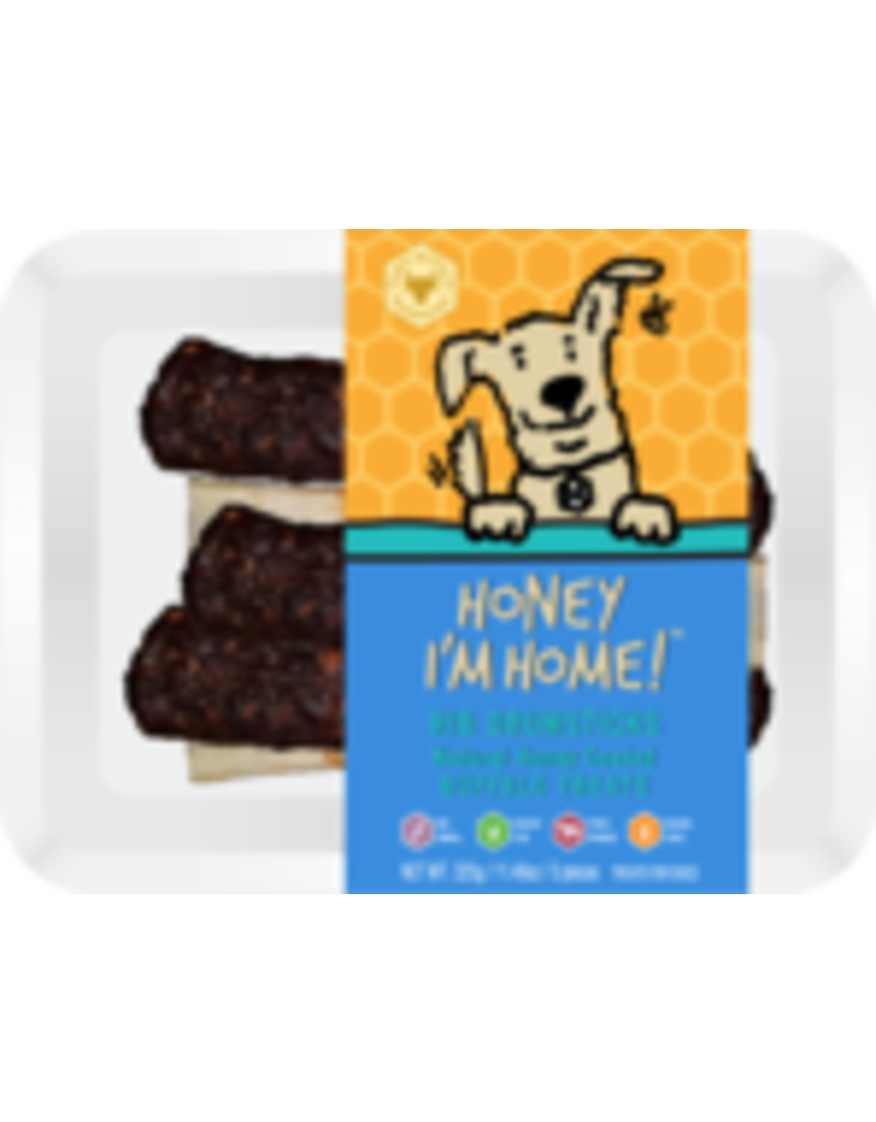 Honey I'm Home Honey Coated Rib Drumsticks 5ct