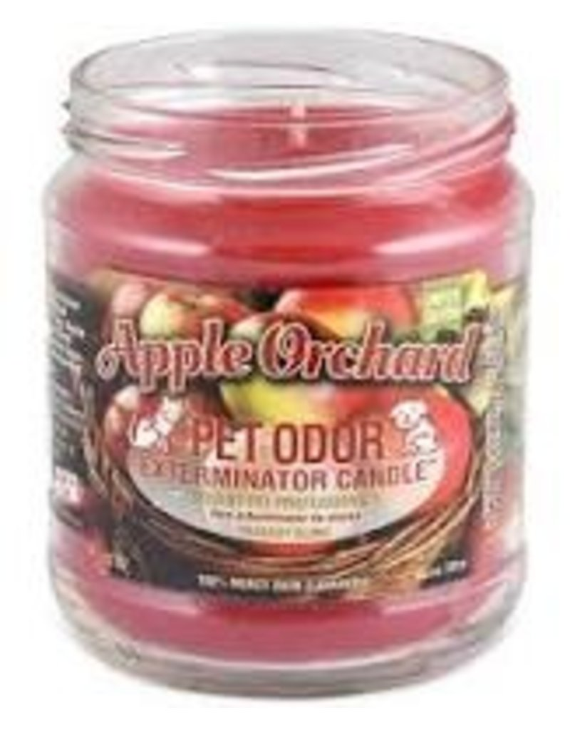 Specialty Pet Products Odor Exterminator Candle Apple Orchard
