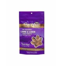 The Real Meat Company Lamb & Liver Treats 4oz