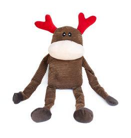 Zippy Paws Crinkle Reindeer XL