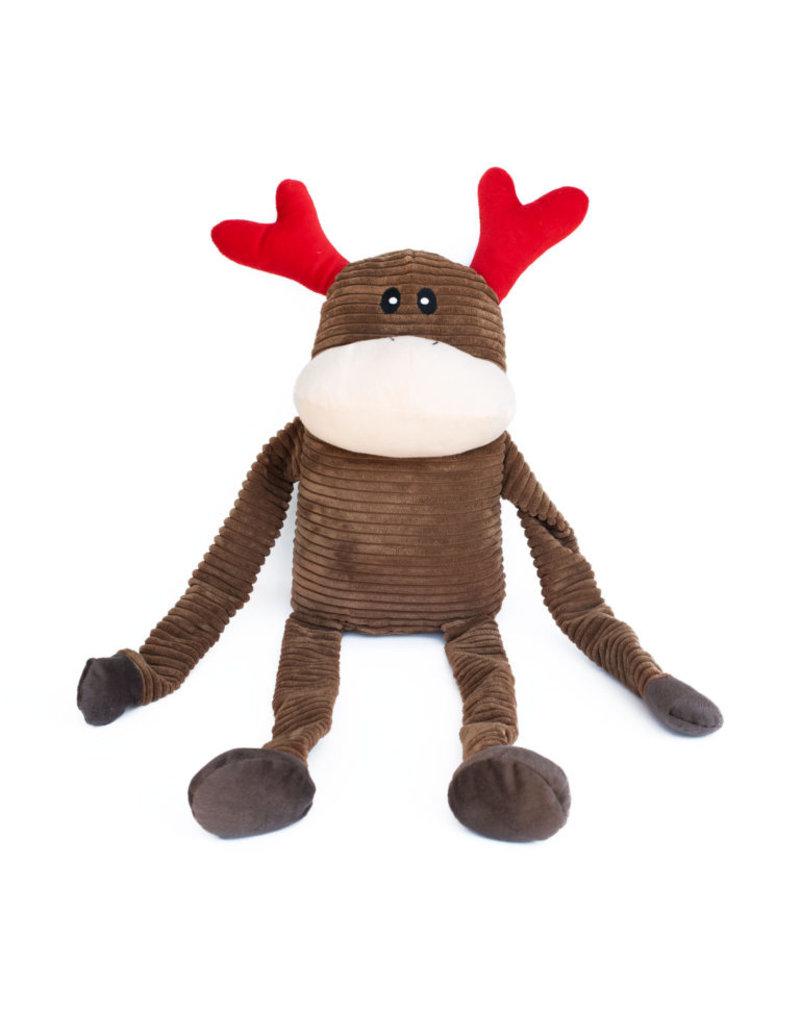 Crinkle Reindeer XL