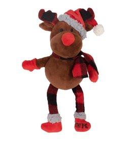 Worthy Dog Buffalo Check Reindeer