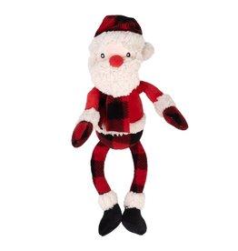 Buffalo Check Santa