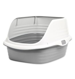 Petmate Litter Pan with Rim Large