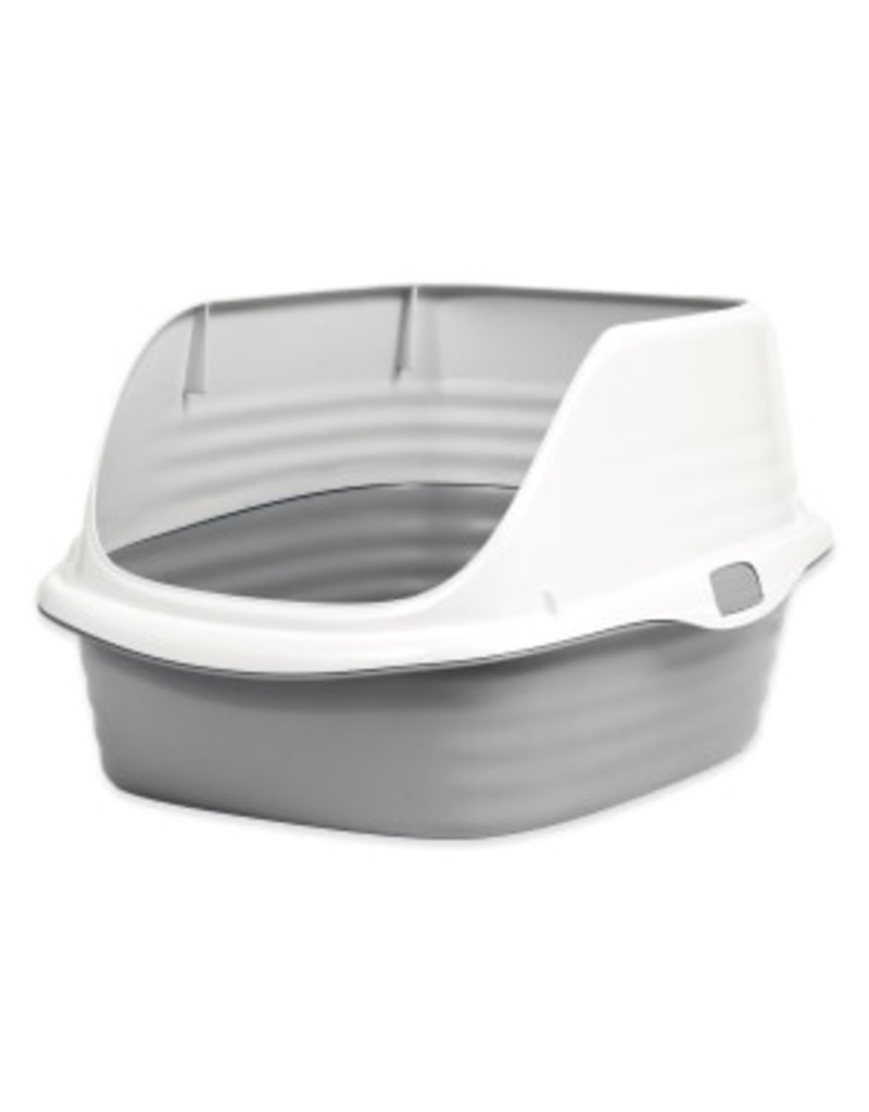 Petmate Litter Pan with Rim Large