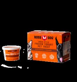 Boss dog Frozen Yogurt Pumpkin & Cinnamon 4 Pack
