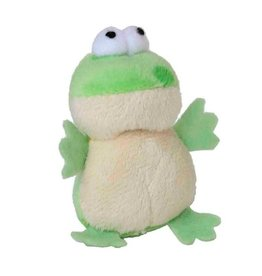 Multipet Look Who's Talking Frog 1.25in
