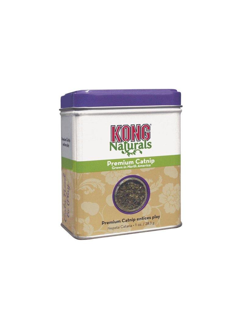 Kong Naturals Catnip 1oz