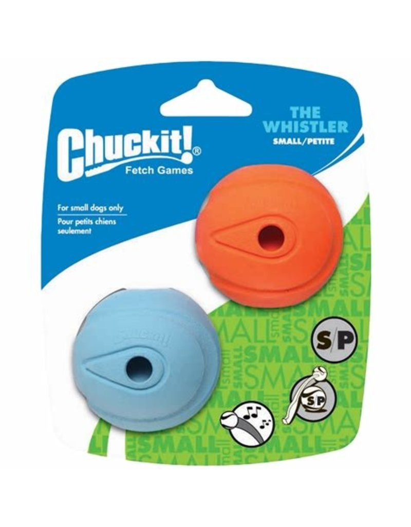 Chuckit! The Whistler Small 2 Pack