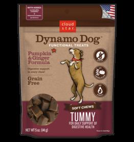 Cloud Star Dynamo Dog Tummy Treats 5oz