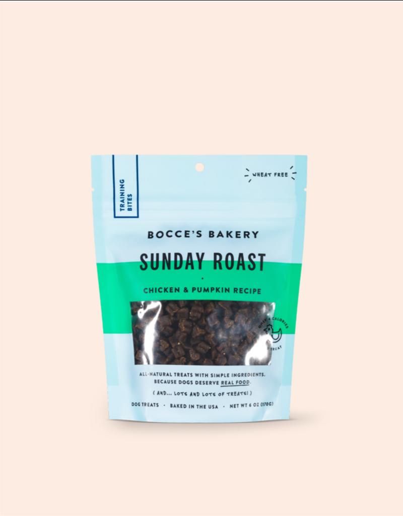 Bocce's Bakery Training Bites Sunday Roast