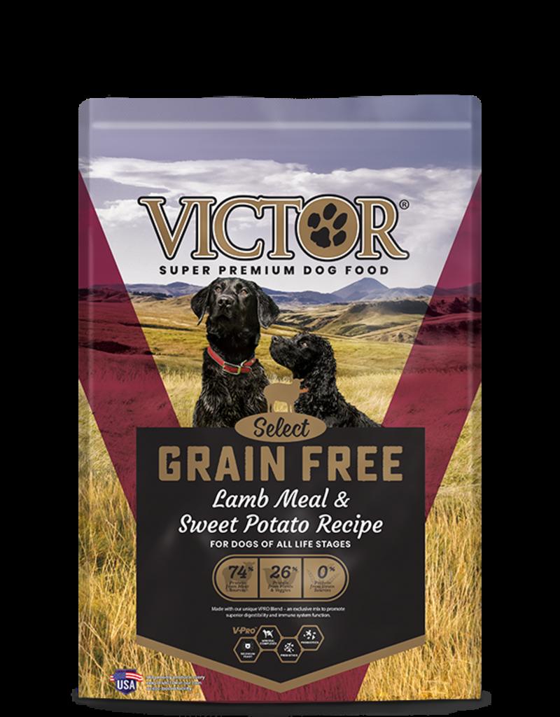 Victor Select Grain Free Lamb Meal & Sweet Potato