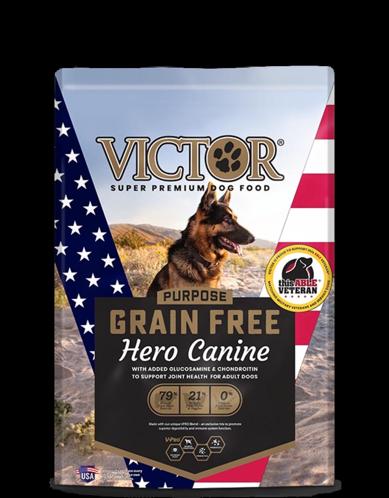 Victor Purpose Grain Free Hero Canine