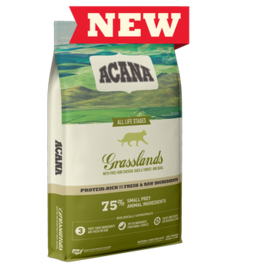 Acana Grasslands Cat 4lb