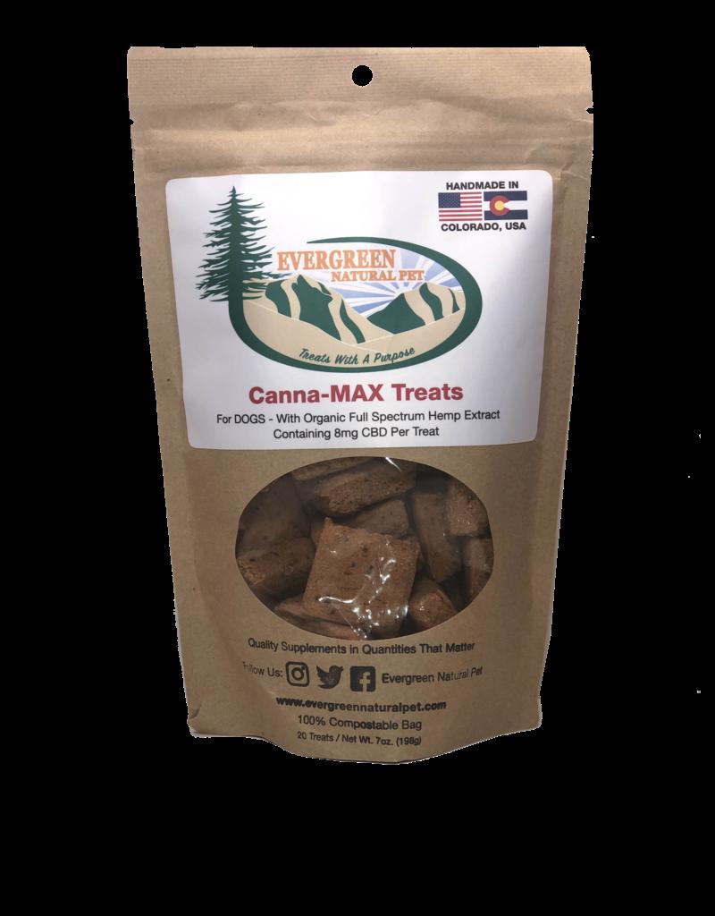 Evergreen Natural Pet Canna Max Treats 8mg CBD